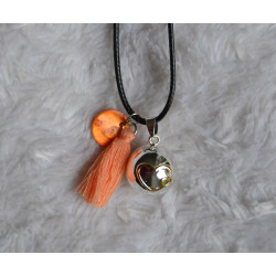 Collier de Grossesse Bola Orange