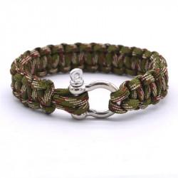 Bracelet homme Tressage